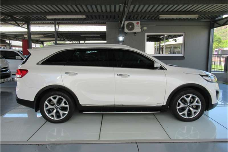 Kia Sorento 2.2D AWD A/T 7 SEATER PANROOF ONLY 35413KM FSH 2016