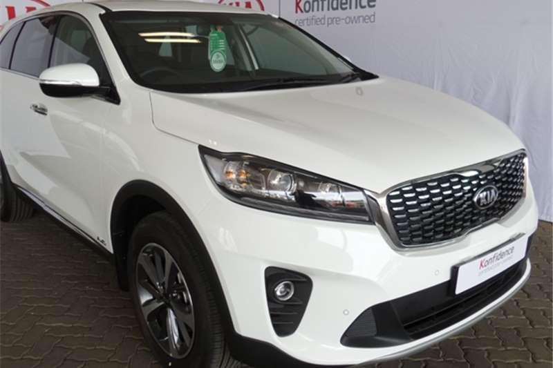 Kia Sorento 2.2D LX AWD A/T 2019