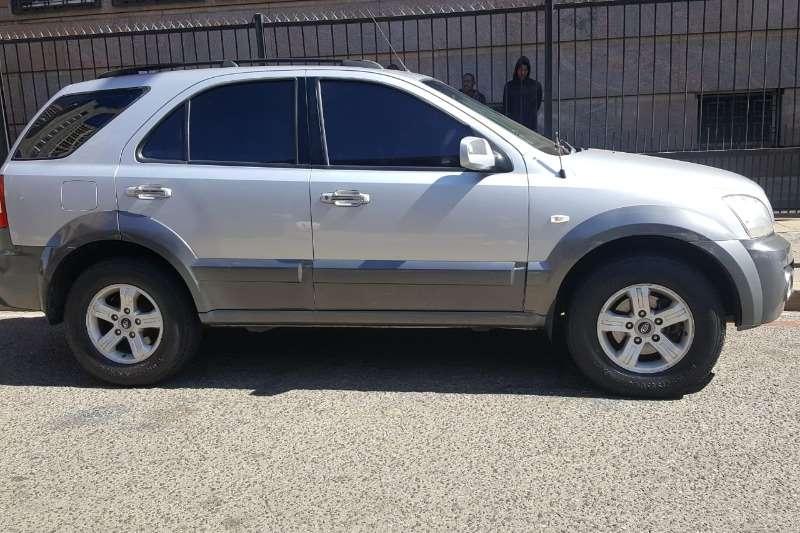 Used 2004 Kia Sorento 2.5 CRDi 4x4