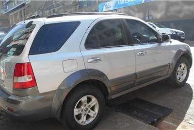 2004 Kia Sorento Sorento 2.5 CRDi 4x4
