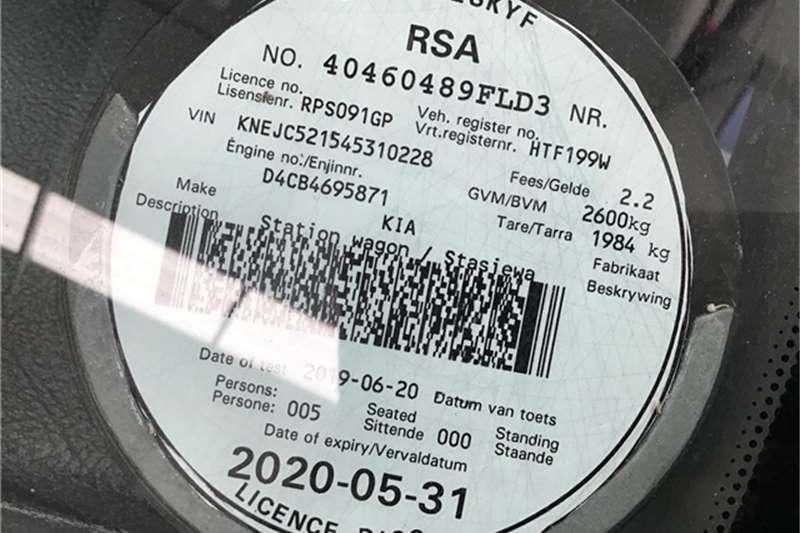 Kia Sorento 2.5CRDi 4x4 2004