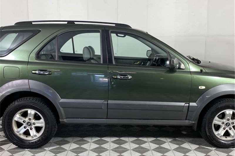 Used 2004 Kia Sorento 2.5CRDi 4x4