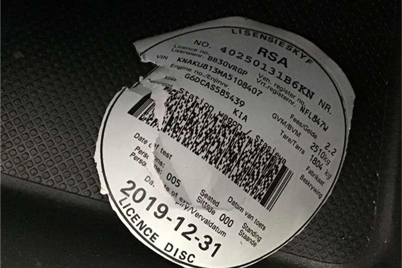 Kia Sorento 3.5 V6 2010