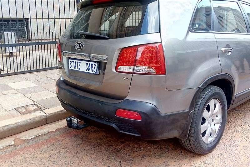 2011 Kia Sorento Sorento 3.5 V6
