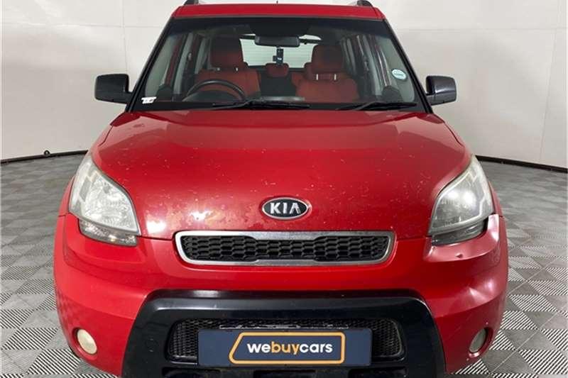 Used 2009 Kia Soul 1.6