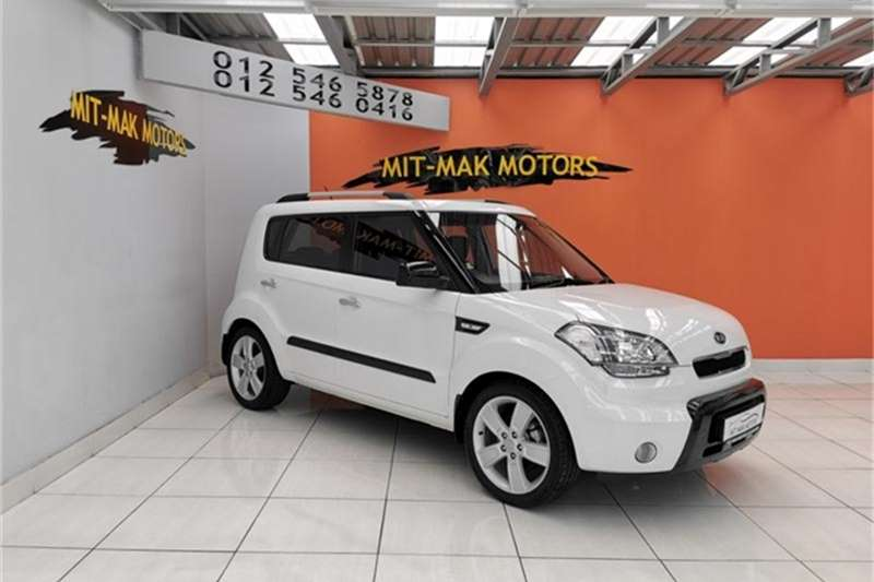 Kia Soul 1.6 high spec automatic 2011