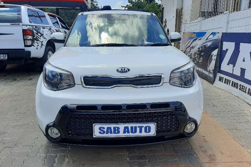 Kia Soul 1.6 high spec automatic 2017