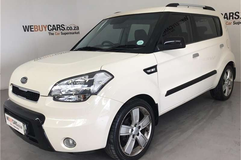 Kia Soul 1.6CRDi high spec 2011