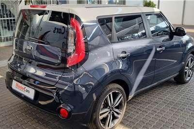 Used 2016 Kia Soul 1.6CRDi Smart auto