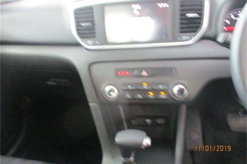 Kia Sportage 1.6 GDI IGNITE A/T 2021