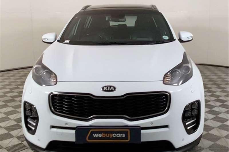 2016 Kia Sportage Sportage 1.6T GT-Line AWD