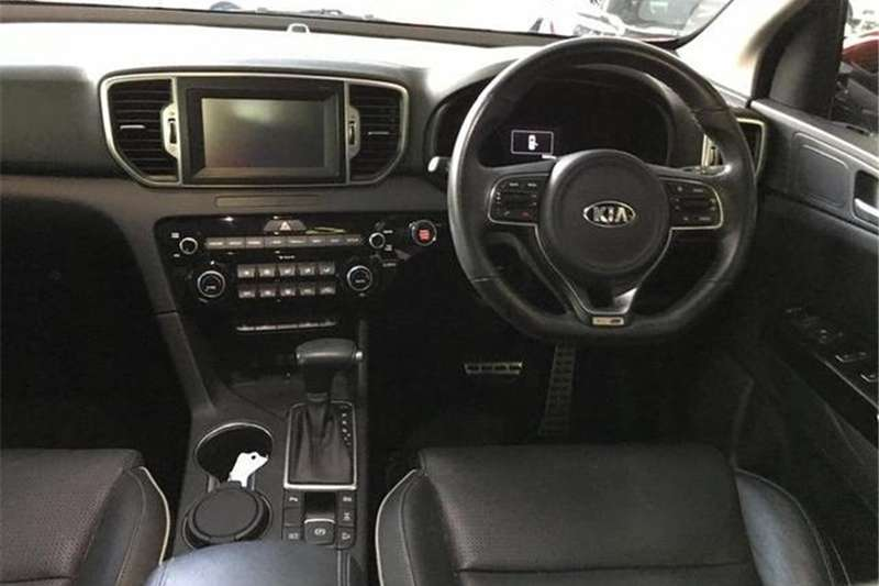 Kia Sportage 1.6T GT-Line AWD 2017