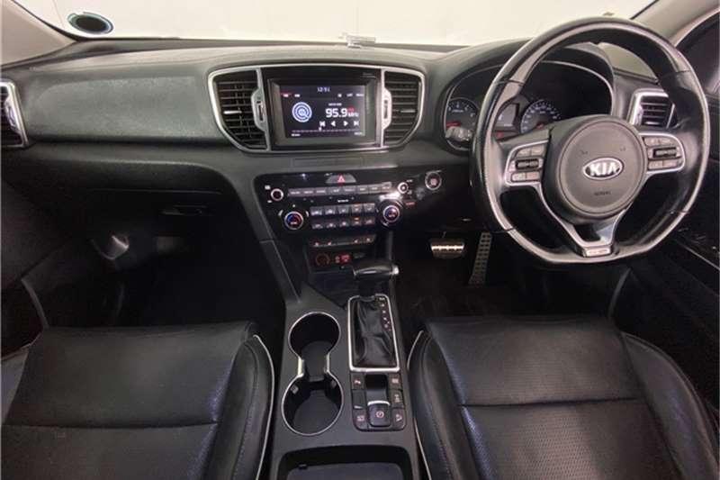 Used 2017 Kia Sportage 1.6T GT Line AWD