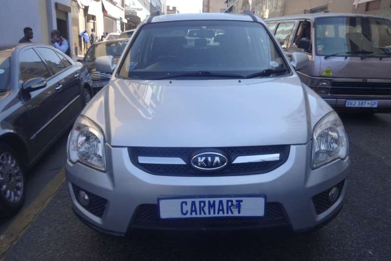 Kia Sportage 1.7CRDi Ignite Plus 2010