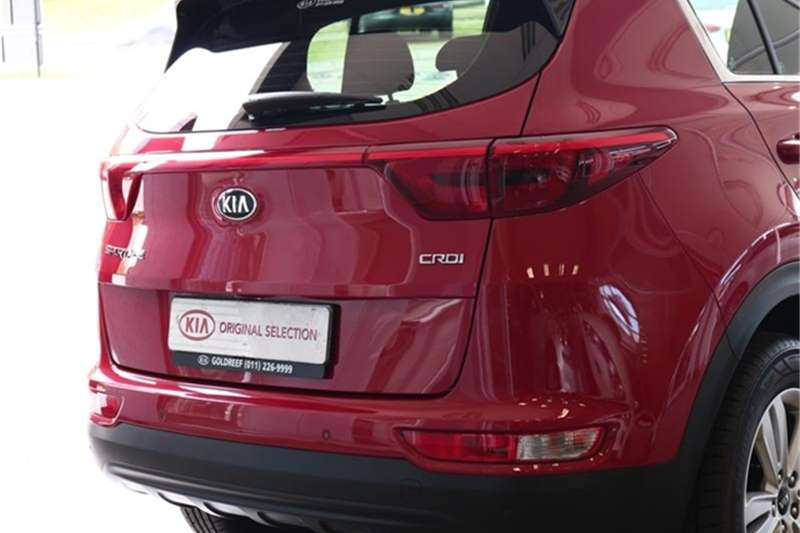 Kia Sportage 1.7CRDi Ignite Plus 2018