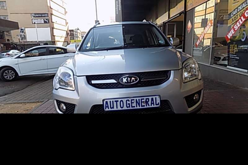 Kia Sportage 1,8 manual 2010