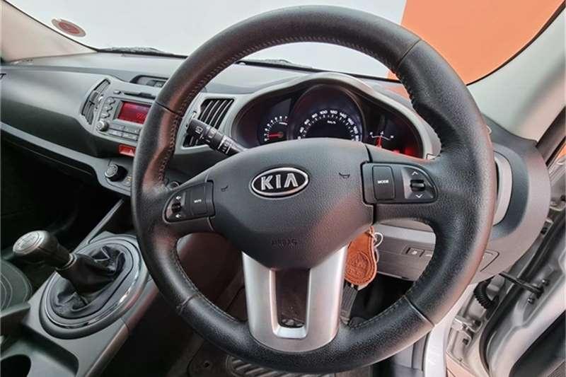 Used 2010 Kia Sportage 2.0