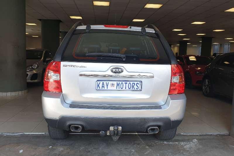 Kia Sportage 2.0 2011