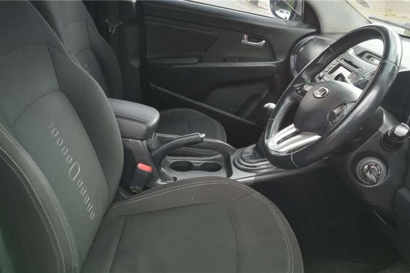 Used 2011 Kia Sportage 2.0