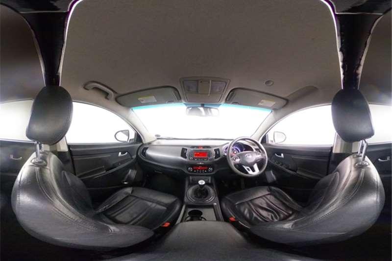 2011 Kia Sportage Sportage 2.0