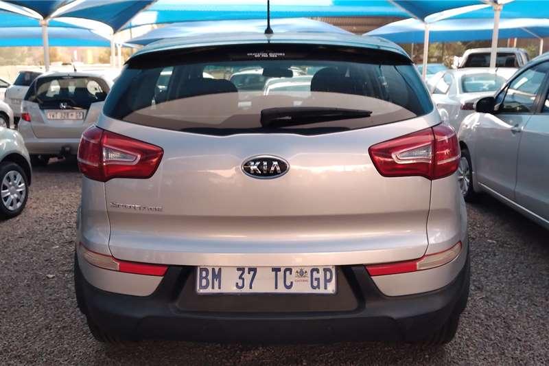 Kia Sportage 2.0 2012
