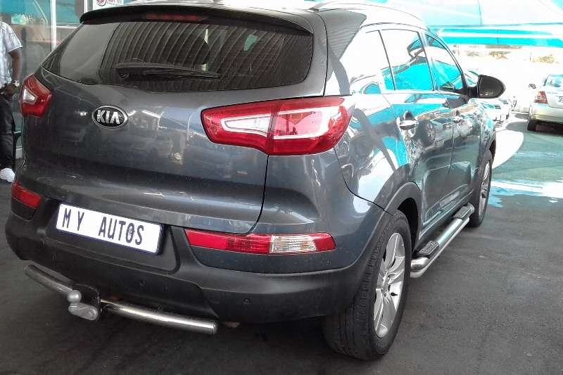 Kia Sportage 2.0 2013