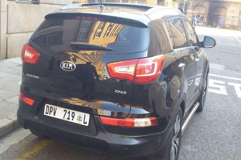 Used 2013 Kia Sportage 2.0