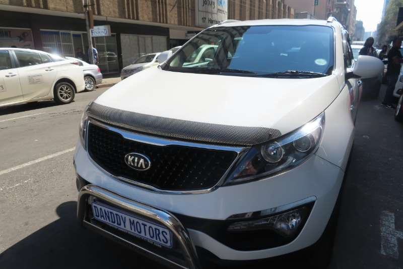 Kia Sportage 2.0 2014
