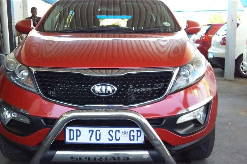 Kia Sportage 2.0 2015