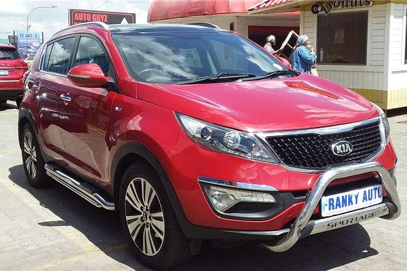 Used 2015 Kia Sportage 2.0