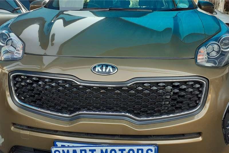 Used 2017 Kia Sportage 2.0