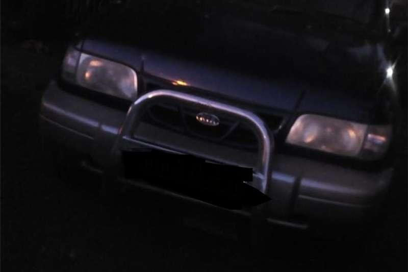 Kia Sportage 2.0 4x4 2000