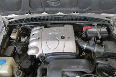 Used 2002 Kia Sportage 2.0 4x4