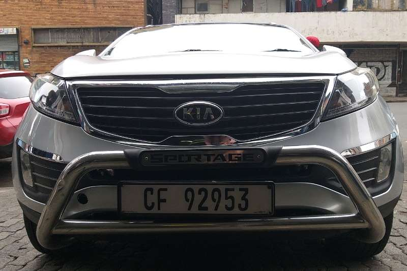 Kia Sportage 2.0 4x4 2012
