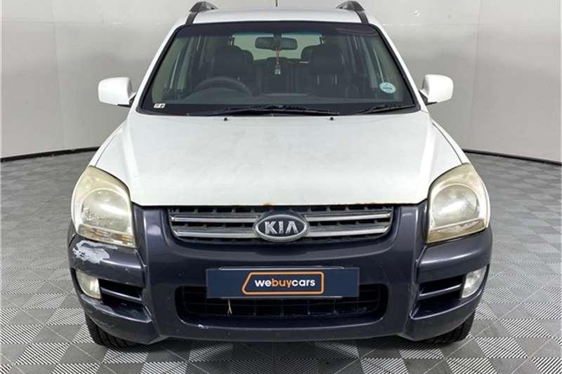2006 Kia Sportage Sportage 2.0 4x4 automatic