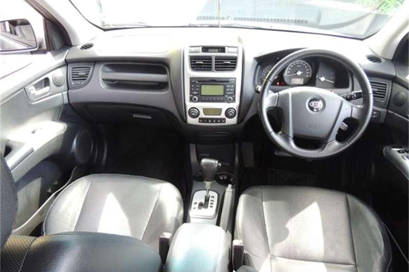 Kia Sportage 2.0 4x4 automatic 2010