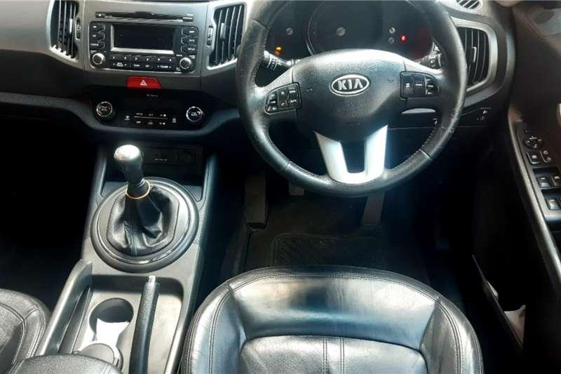 Used 2012 Kia Sportage 2.0 4x4 automatic
