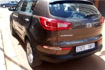 2012 Kia Sportage Sportage 2.0 auto