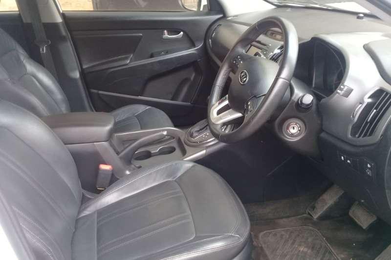 Kia Sportage 2.0 auto 2013