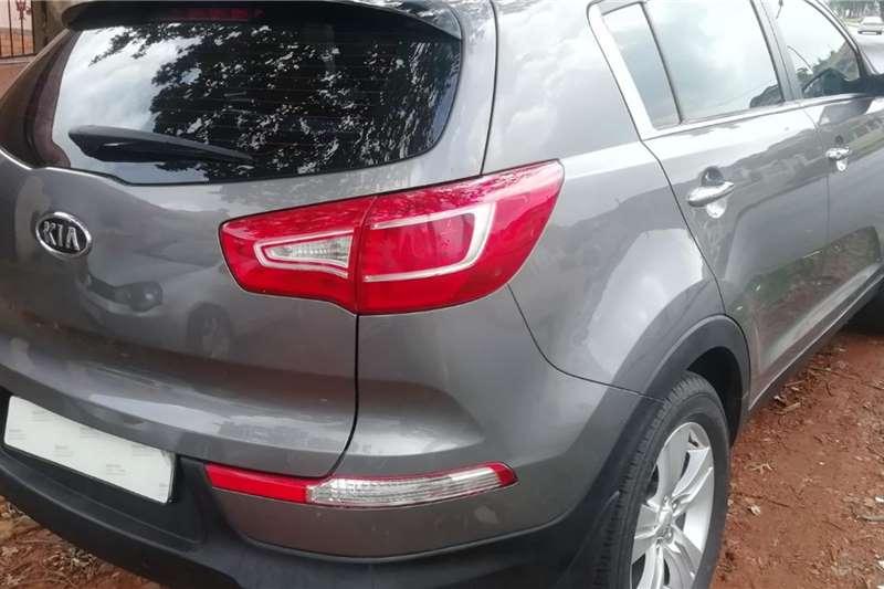 Used 2013 Kia Sportage 2.0 auto