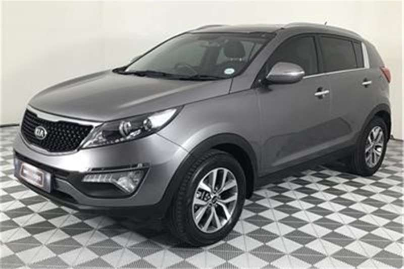 Kia Sportage 2.0 auto 2014