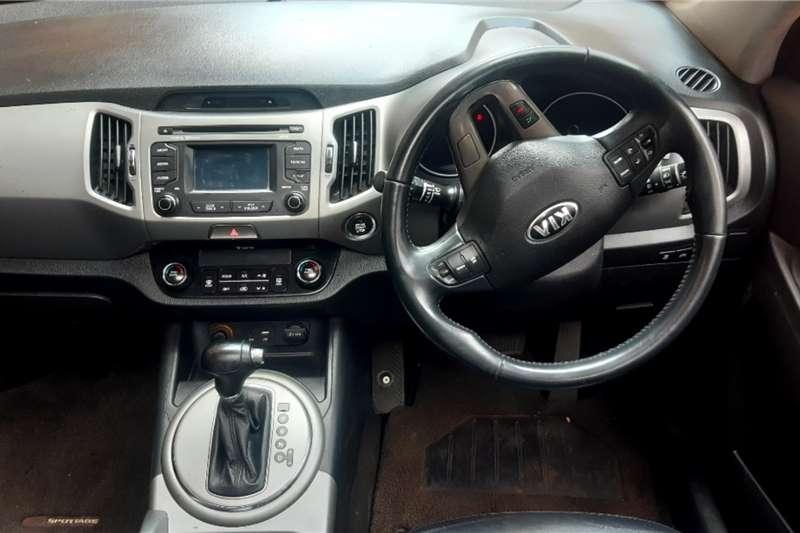 Used 2015 Kia Sportage 2.0 auto