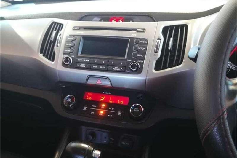 Used 2016 Kia Sportage 2.0 auto