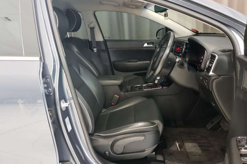 Kia Sportage 2.0 auto 2017
