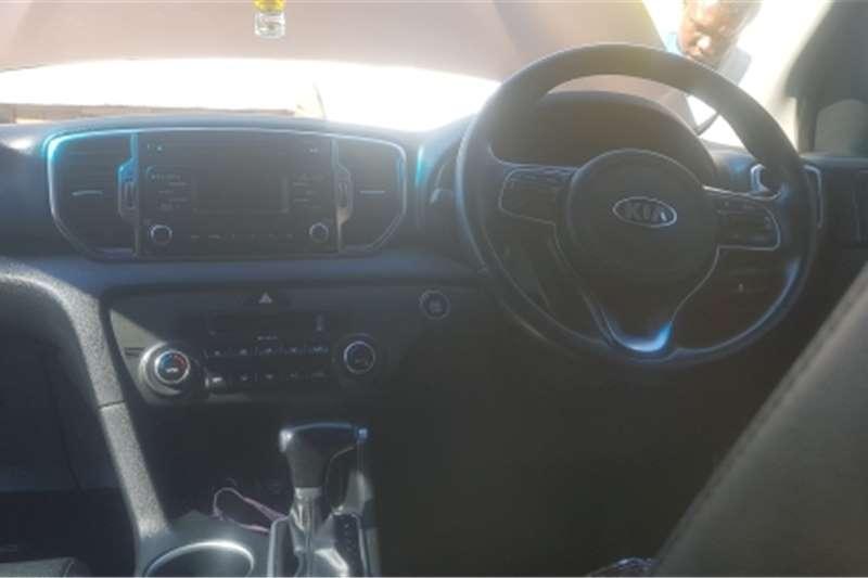 Used 2017 Kia Sportage 2.0 auto