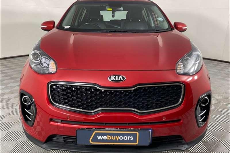 2017 Kia Sportage Sportage 2.0 auto