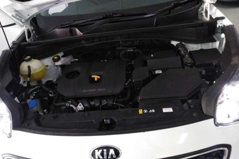 Kia Sportage 2.0 auto 2018