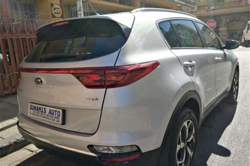 Kia Sportage 2.0 auto 2019