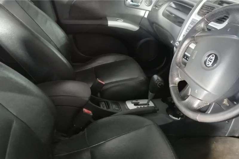 Used 2009 Kia Sportage 2.0 automatic