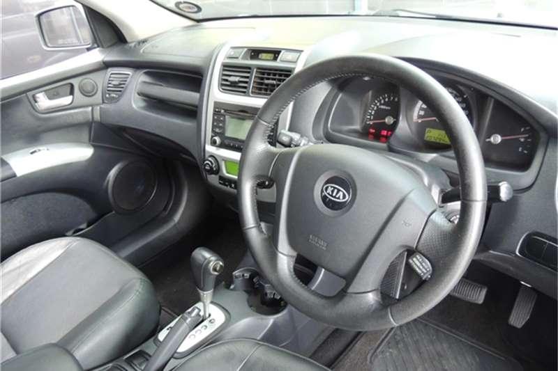 Kia Sportage 2.0 automatic 2010